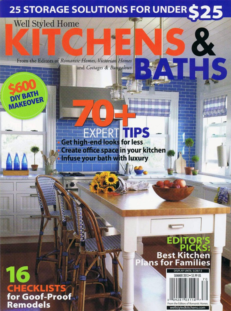 Kitchens Baths Magazine
