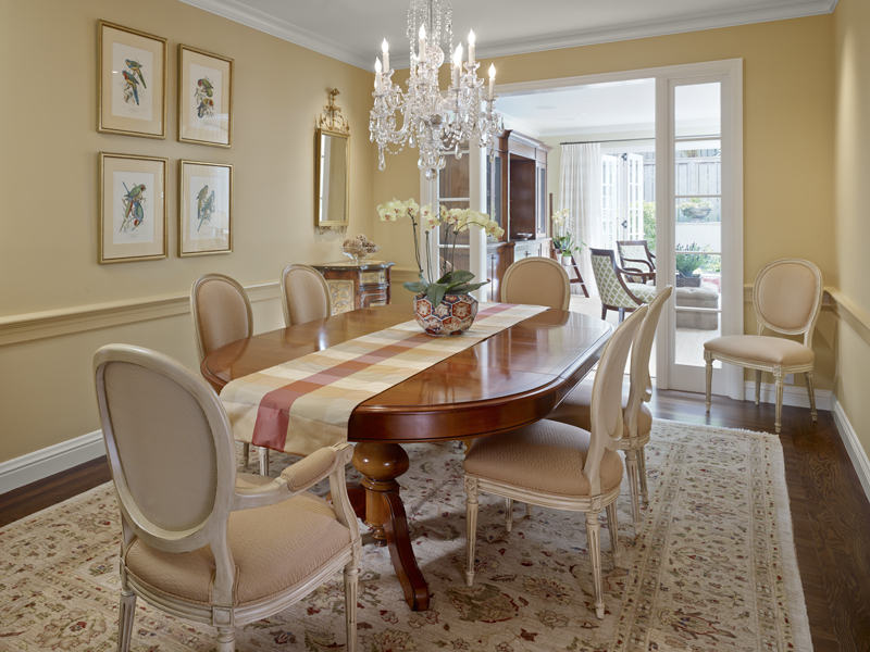 traditional home dining rooms. Traditional Dining Room Home Rooms I