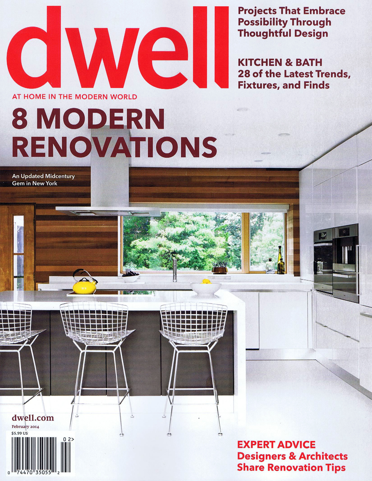 Dwell features Jeff King & Co