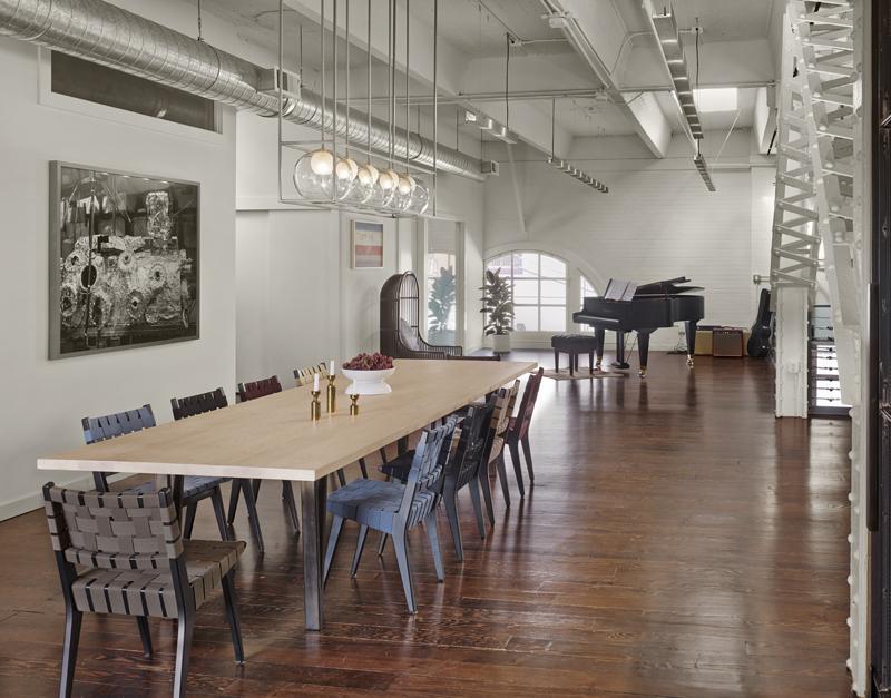 Contemporary Loft remodel