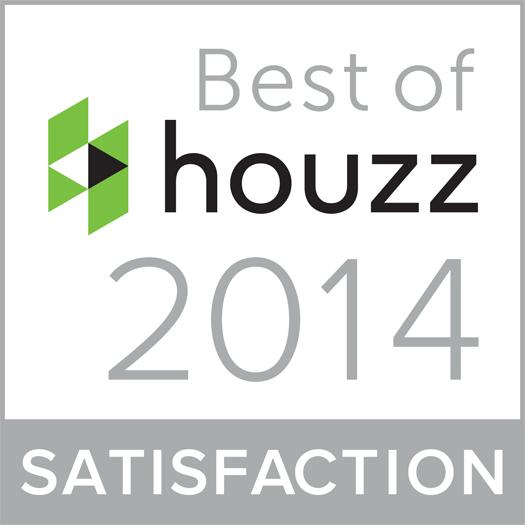Best of Houzz 2014 Satisfaction