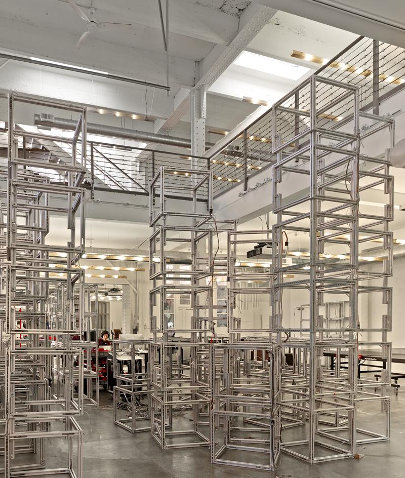 Live work warehouse