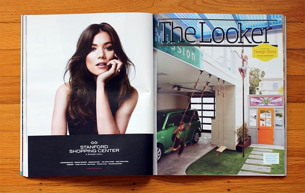 San Francisco Magazine The Looker