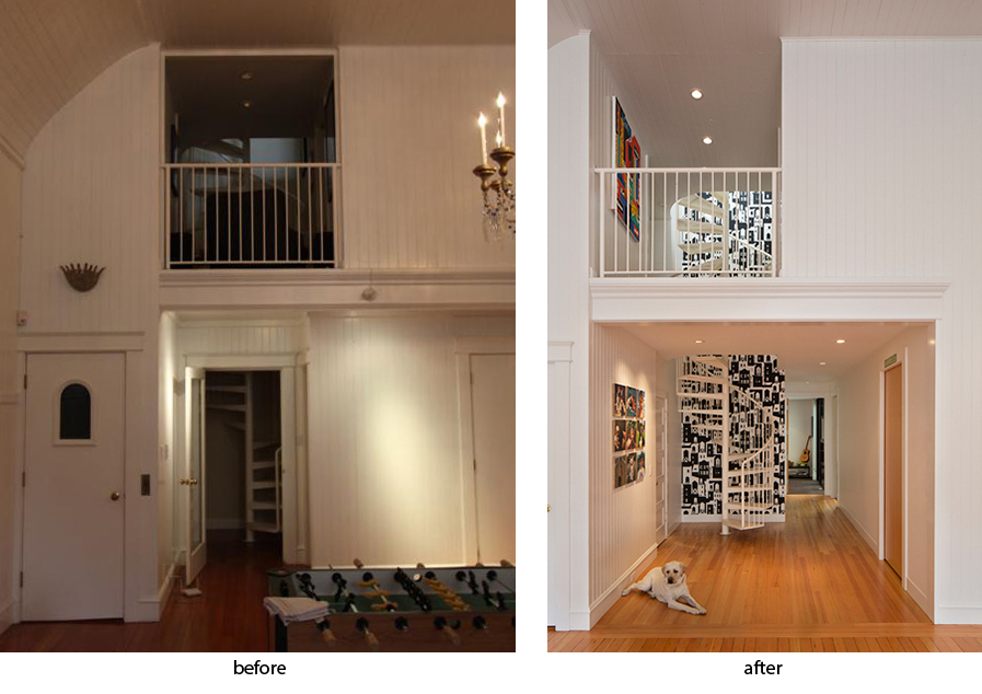 Hallway Remodel Before After V2