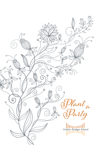 Plant a Party fundraiser