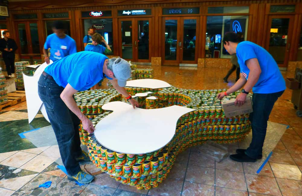 Canstruction-SF-Food-Bank