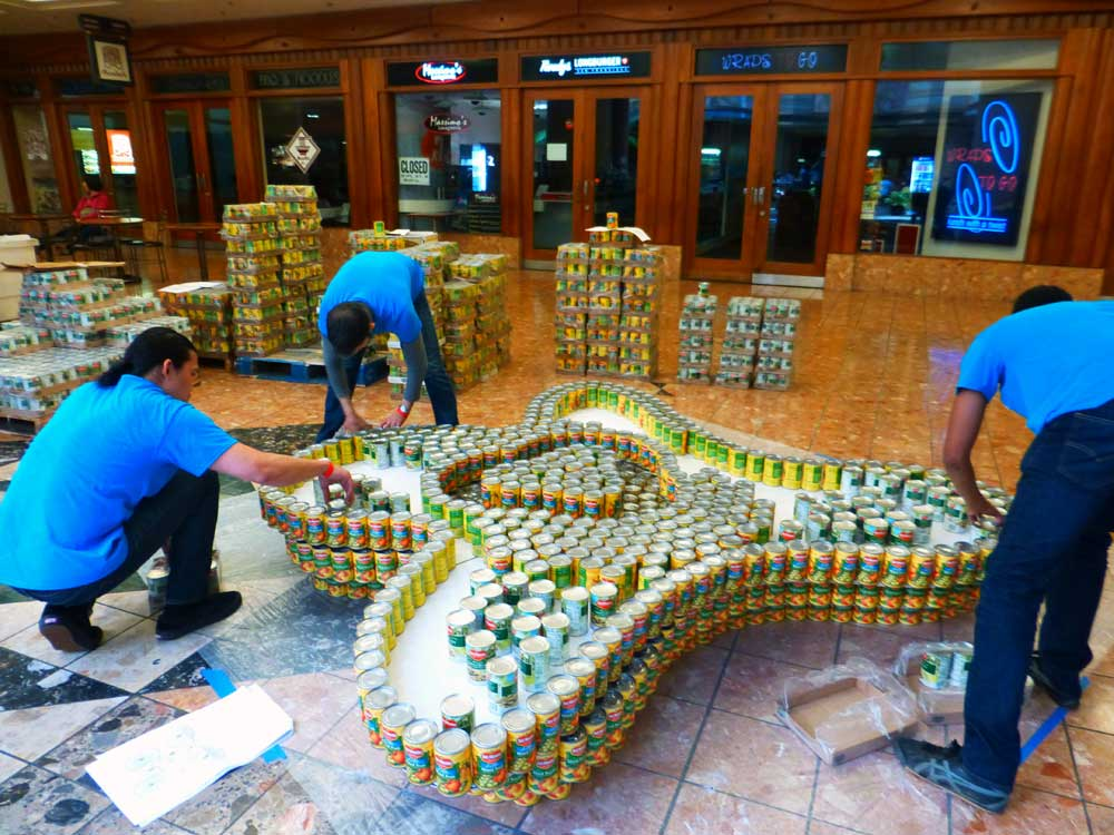 San-Francisco-Canstruction-Build-Day