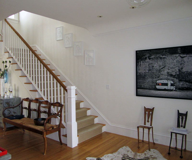 staircase-before