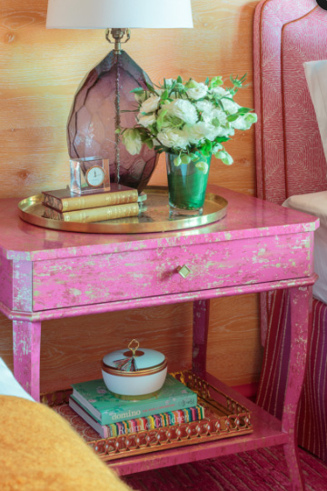 Pink-Side-Table