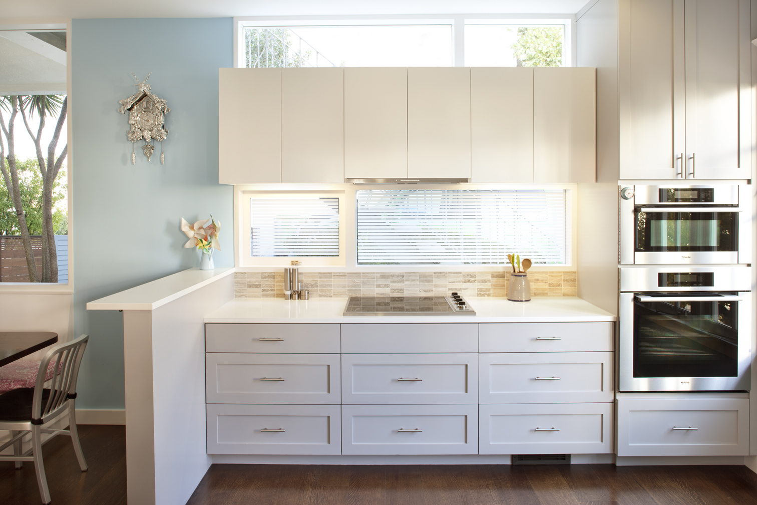 Contemporary San Francisco Kitchen Remodels