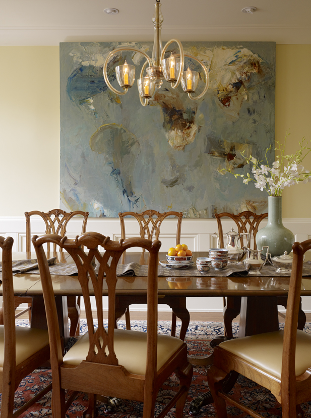 Dining Room Interior Design San Francisco