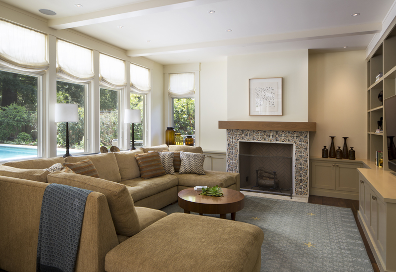 Living Room Interior Design San Francisco
