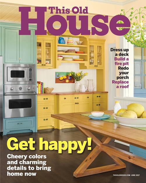 Our Recent Whole House Remodel Is The Featured Before U0026 After Project In  The June 2017 Issue Of This Old House! This Family Was So Fun To Work With  As We ...
