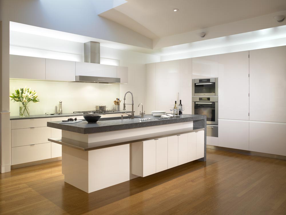 Kitchen Remodel In Bay Area Ventilation Systems