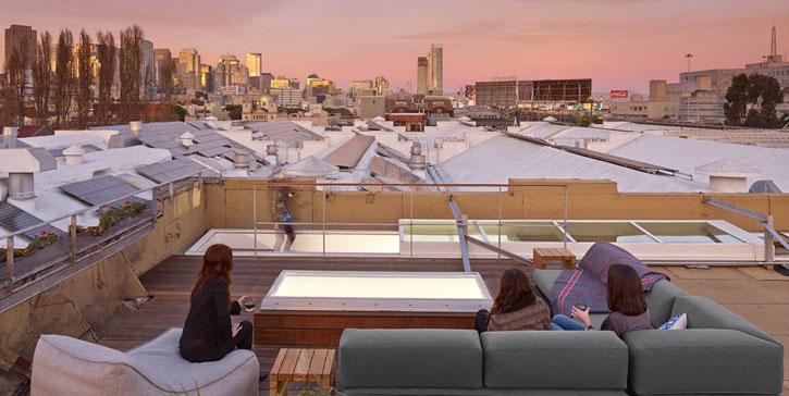 Roof Deck Remodel