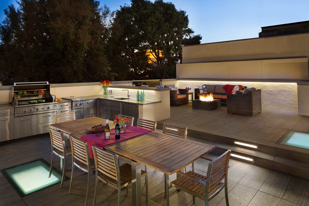 The Ultimate Roof Deck San Francisco Remodel