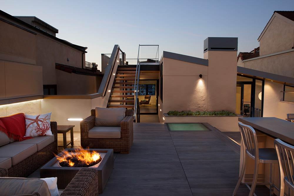 Roof deck San Francisco 2