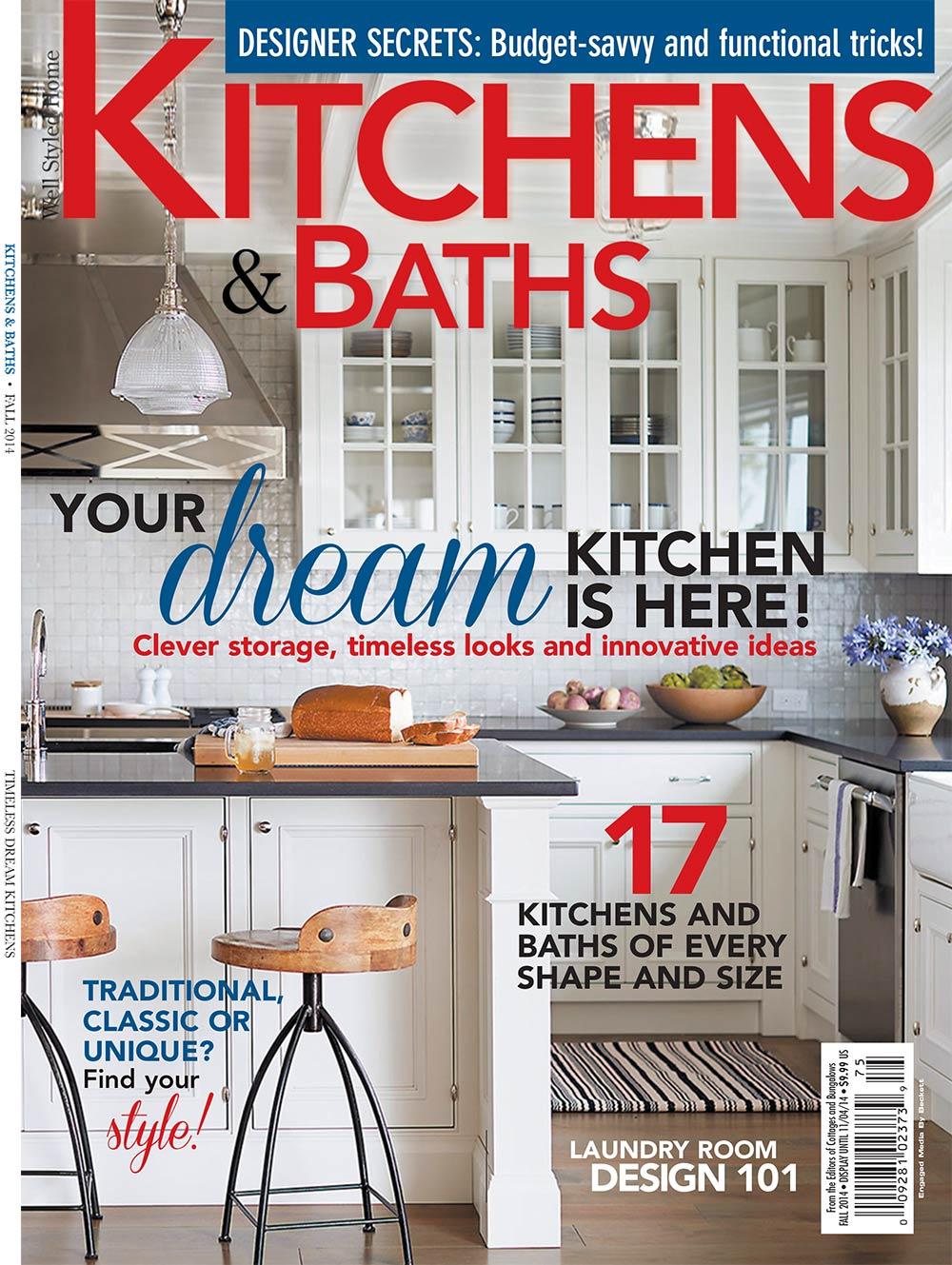 Kitchens Baths Magazine 2017