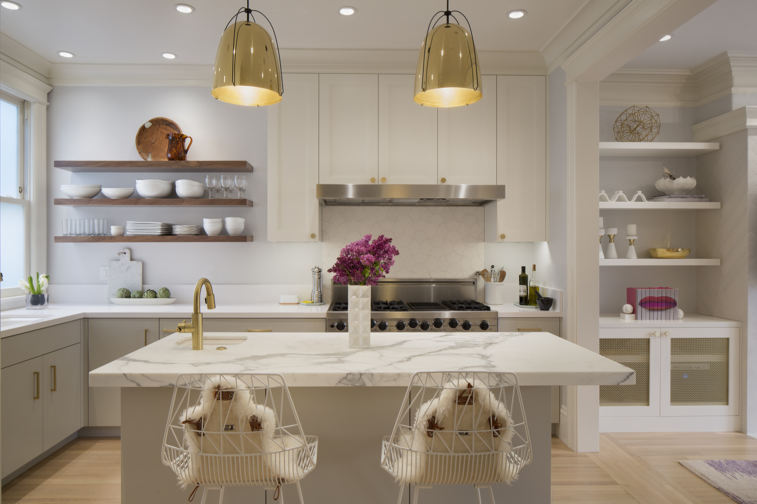 Traditional Kitchen Remodel San Francisco
