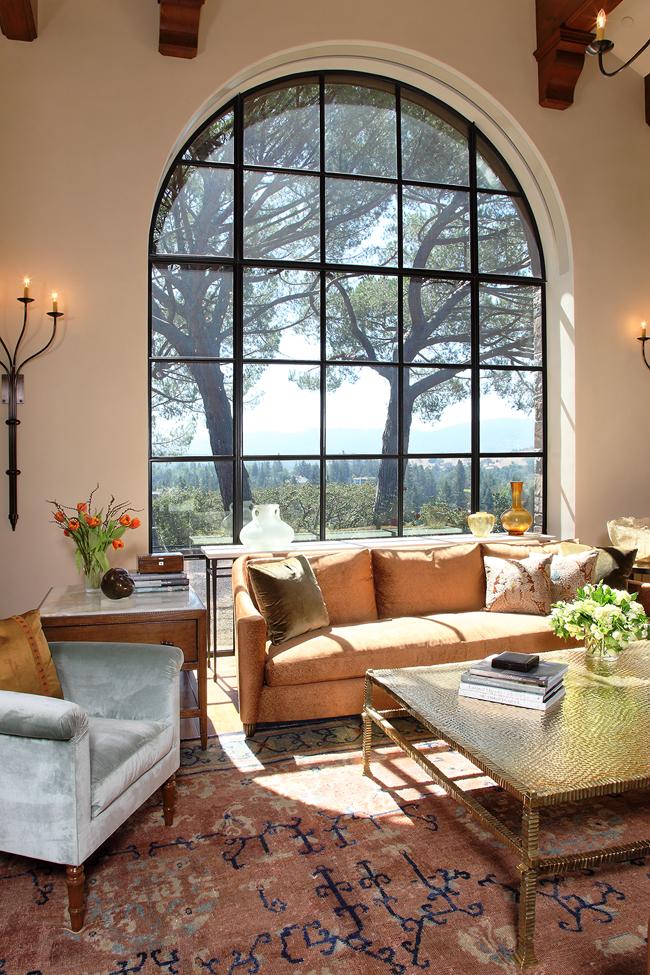 Family Room Interior Design San Francisco