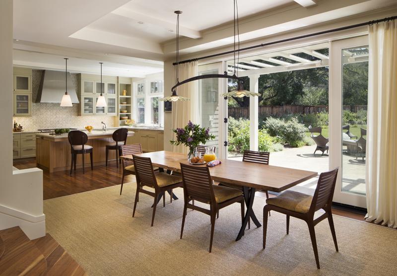 Dining Room Interior Design San Francisco