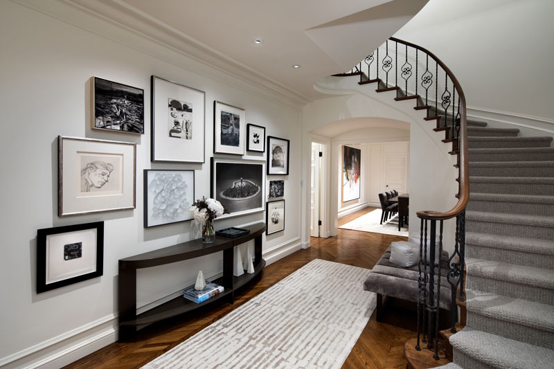 Pacific Heights Beaux Arts Whole-Home Remodel - Jeff King